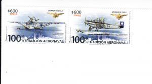 2016 Chile Naval Air Force Pr (Scott 1634) MNH