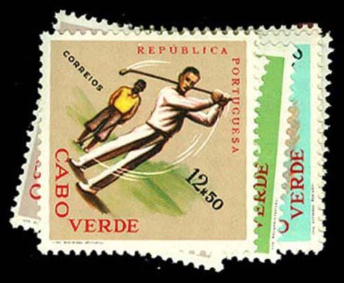 CAPE VERDE 320-25  Mint (ID # 58811)