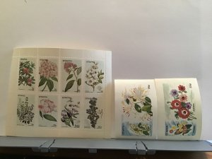 Staffa Scotland plant flowers Lilium Lancifolium  MNH stamps  R25306