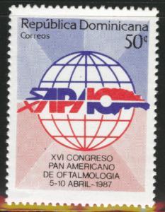 DOMINICAN REPUBLIC Scott 995 MNH** stamp
