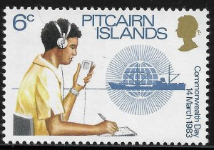 Pitcairn Island - SC# 221 - MNH - SCV$0.25