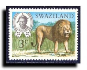 Swaziland Scott 163A