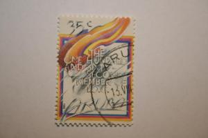 Aruba 1988. 'Olympic Games'. SG53. UNH