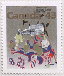 Canada Mint VF-NH #1460 Stanley Cup