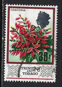TRINIDAD & TOBAGO 154 VFU W719-5