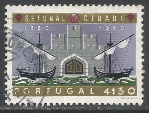 PORTUGAL 874 VFU Z1946