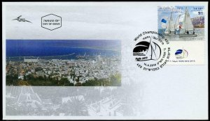 ISRAEL SELECTION OF 21 DIFFERENT  2010 OFFICIAL TABBED FIRST DAY COVERS
