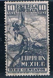 Mexico Indian 10 - pickastamp (MP6R102)