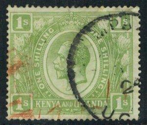 Kenya Uganda & Tanganyika Scott 29 Used.