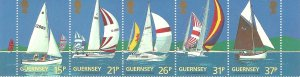 Great Britain - Guernsey 643a   SS   Mint NH VF 1991  PD