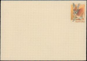 Austria, Postal Stationery, Animals