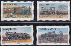 Namibia 770-773 MNH (1994)