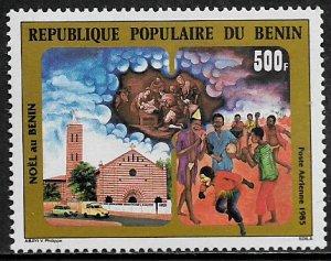 Benin #C351 MNH Stamp - Painting