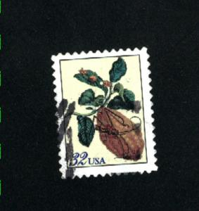 USA # 3128  4 used 1997 PD .08