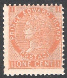 PRINCE EDWARD ISLAND #11, F. Mint (NH),  CV 10.50   ...   5160003