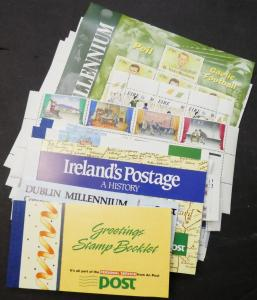 EDW1949SELL : IRELAND Beautiful, all VF MNH collection of ALL DIFF. Sc Cat $451.