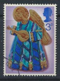 Great Britain SG 914  Used Christmas 1972