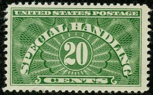 US Scott #QE3a Mint-VF; Never Hinged