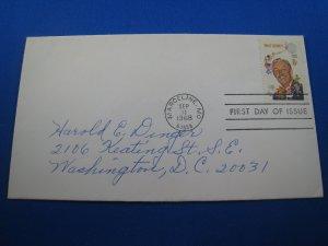 U.S. 1968 - SCOTT #1355    FDC