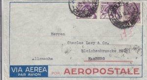 1931, Brazil to Germany (24287)