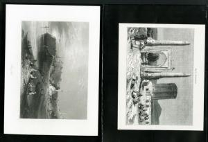 Azerbaijan Photos Early Rare 3x
