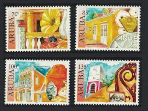 Aruba Museums 4v SG#397-400