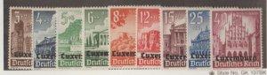 Luxembourg Scott #NB1-NB9 Stamps - Mint NH Set