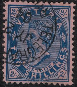 Victoria 1901 SC 190 Used  $55
