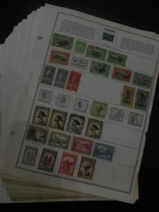 WORLDWIDE : Congo - Ethiopia. Thousands of Mint & Used on album pgs. Many Better