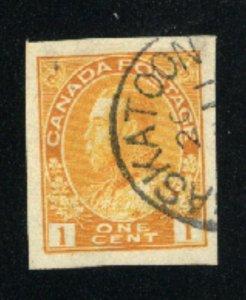 Canada #136   used     PD