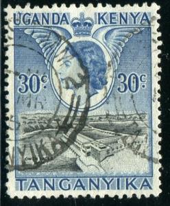 British East Africa Sc#108  Used