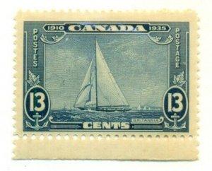 CANADA #216, Mint Never Hinged, Scott $13.00