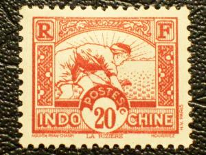 Indo-China #162 unused