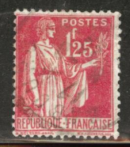 France Scott 280 used 1932-1939