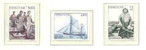 Faroe Islands Sc 112-4 1984 fishing industry NH