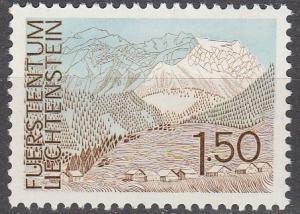 Liechtenstein #525 MNH