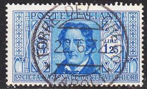 ITALIEN ITALY [1932] MiNr 0380 ( O/used )