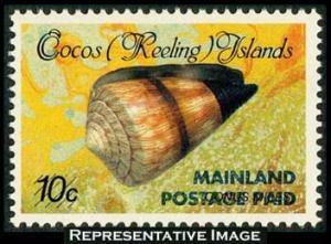 Cocos Islands Scott 228 Mint never hinged.