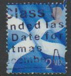 Great Britain Scotland SG S94  Used