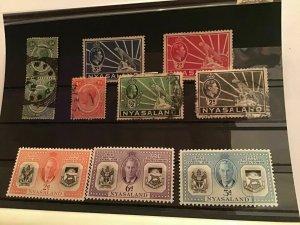 Nyasaland stamps R21645