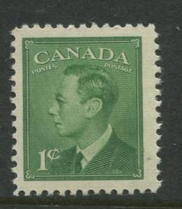 Canada - Scott 284 - General Issue - 1949 - MNH - Single 1c Stamp