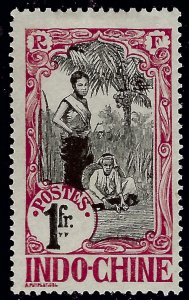 Indo-China Sc #55 NG Mint F-VF SCV$65...French Colonies are Hot!