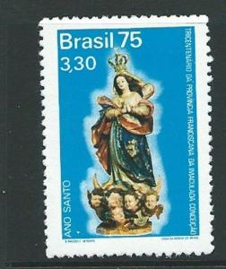 BRAZIL SG1551 1975 HOLY YEAR MNH