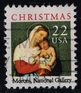US #2367 Moroni Madonna; Used (0.25)