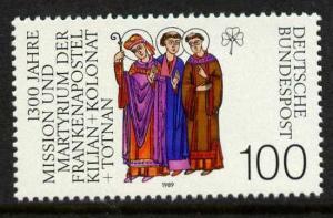 Germany 1580 MNH Saints Kilian, Colman & Totnan