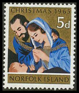 Norfolk Islands 70 Mint VF H