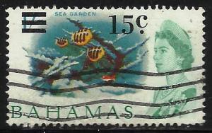 Bahamas 1966 Scott# 239 Used