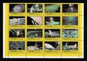 Space Manama Block (TS-1633)