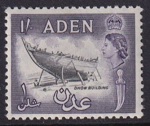 Aden (1955) #55A MH