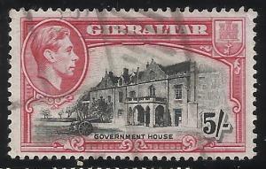 Gibraltar 116 Used VF